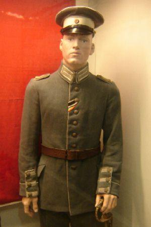 Marine Infantry Officer Uniform