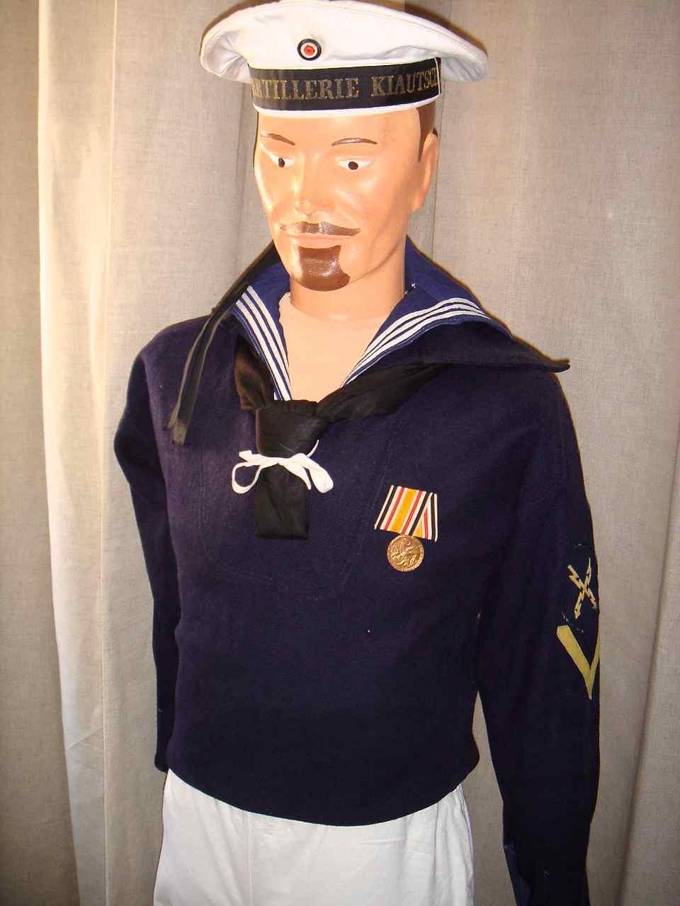 Imperial German Naval Uniforms
